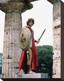 Harry Hamlin - Clash of the Titans Stretched Canvas Print