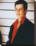Benicio Del Toro - The Usual Suspects Stretched Canvas Print