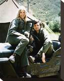 M*A*S*H Stretched Canvas Print
