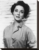 Dana Wynter Stretched Canvas Print