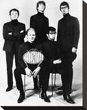 Manfred Mann Stretched Canvas Print