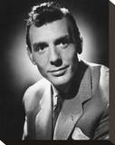 Eric Sykes Stretched Canvas Print