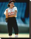 A League of Their Own Stretched Canvas Print