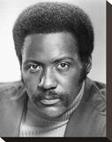 Richard Roundtree - Shaft Stretched Canvas Print