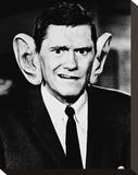 Dick York Stretched Canvas Print