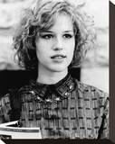 Molly Ringwald Stretched Canvas Print