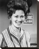 Marion Ross - Happy Days Stretched Canvas Print