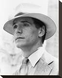 Jeremy Irons - Brideshead Revisited Stretched Canvas Print