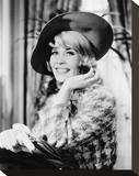 Dorothy Provine Stretched Canvas Print