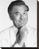 Bob Monkhouse Stretched Canvas Print