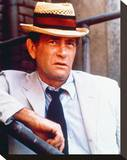 Darren McGavin - Kolchak: The Night Stalker Stretched Canvas Print