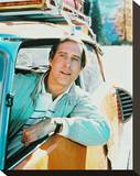 Chevy Chase Stretched Canvas Print