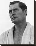 Robert Shaw Stretched Canvas Print