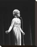 Dusty Springfield Stretched Canvas Print