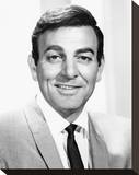 Mike Connors - Mannix Stretched Canvas Print