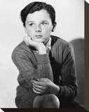 Freddie Bartholomew Stretched Canvas Print