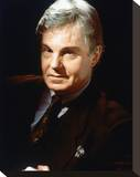 Derek Jacobi Stretched Canvas Print