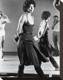 Debbie Allen - Fame Stretched Canvas Print