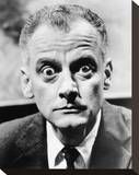 Art Carney Stretched Canvas Print