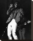 Otis Redding Stretched Canvas Print