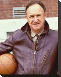 Gene Hackman - Hoosiers Stretched Canvas Print