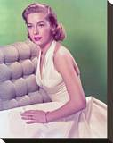 Vera Miles Stretched Canvas Print