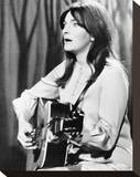 Judy Collins Stretched Canvas Print