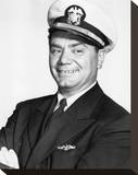 Ernest Borgnine - McHale's Navy Stretched Canvas Print