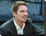 Ethan Hawke Stretched Canvas Print