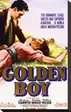 Golden Boy Stretched Canvas Print