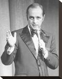 Bob Newhart Stretched Canvas Print