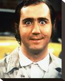 Andy Kaufman - Taxi Stretched Canvas Print