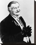 Al Lewis - The Munsters Stretched Canvas Print