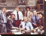 Barney Miller Stretched Canvas Print