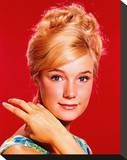 Yvette Mimieux Stretched Canvas Print