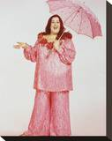 'Mama' Cass Elliot Stretched Canvas Print