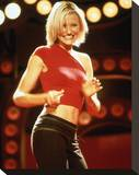 Cameron Diaz Stretched Canvas Print