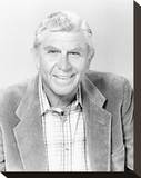 Andy Griffith - Matlock Stretched Canvas Print