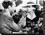 Now, Voyager Stretched Canvas Print