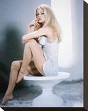 Ewa Aulin - Candy Stretched Canvas Print