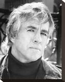 Clu Gulager - The Streets of San Francisco Stretched Canvas Print