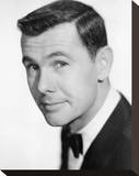 Johnny Carson Stretched Canvas Print