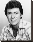James Darren - T.J. Hooker Stretched Canvas Print