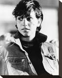 Ralph Macchio - The Outsiders Stretched Canvas Print