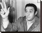 Lenny Bruce Stretched Canvas Print