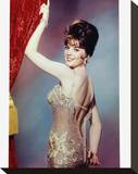 Natalie Wood - Gypsy Stretched Canvas Print