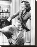 Cloris Leachman - Phyllis Stretched Canvas Print