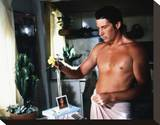 Richard Gere - Breathless Stretched Canvas Print