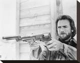 Clint Eastwood - The Outlaw Josey Wales Stretched Canvas Print
