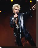 Billy Idol Stretched Canvas Print